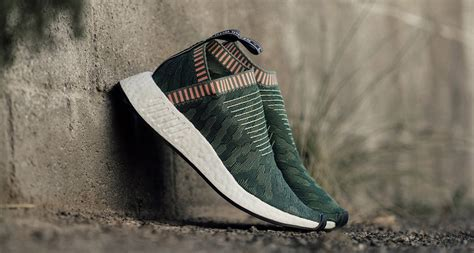 Adidas Nmd Cs2 Primeknit Green adidas nmd cs2 primeknit quot trace green quot available now kicks