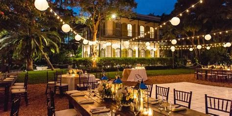 ernest hemingway key west ernest hemingway house and museum weddings