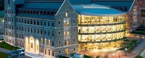Georgetown Mcdonough Mba Ranking by Georgetown Master Of Finance Program