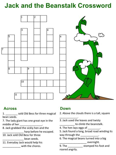 and the beanstalk template and the beanstalk activities