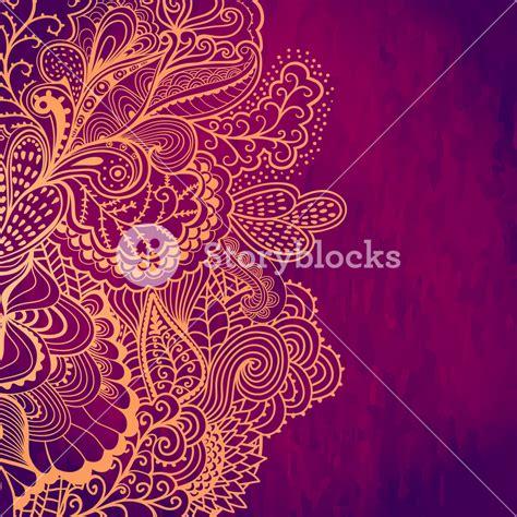 decorative card design decorative element border abstract invitation card