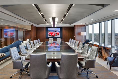 boardroom design sonicautomotive executiveboardroom