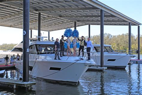 boat show queensland 2018 riviera to hold own boat show in may 2018 boatadvice