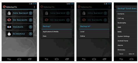 mybackup pro apk android apk espa 241 a mybackup pro v4 0 3 apk