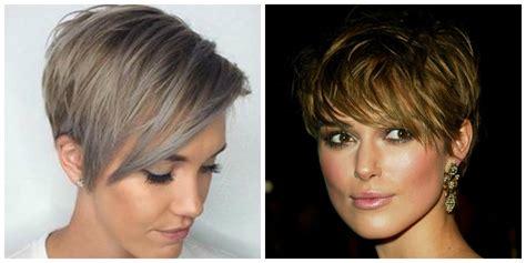 cortes de pelo corto de moda para mujeres pelo corto 2018 peinados f 225 ciles de pelo corto para mujeres