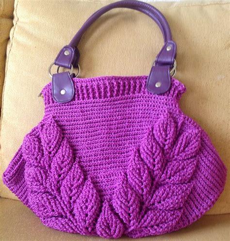 bolsa tejida con hilo nilon bolsa tejida en crochet con hilo peruano crochet for