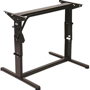 tavolo ripiegabile struttura tavolo ripiegabile krause grigia gambe tavoli
