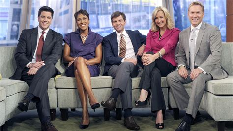 in the morning cast tv ratings morning america tops today for