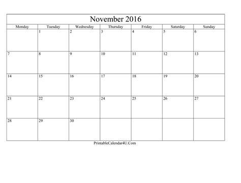 printable calendar editable 2016 blank calendar printable september 2016 calendar