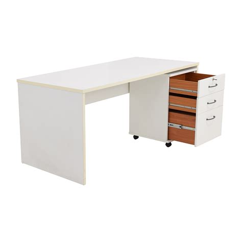Desk And File by 68 The Door Store The Door Store Computer Desk And File Cabinet Tables