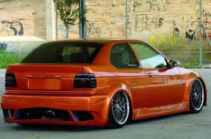 Bmw Tuning Bmw Compact Tuning Bmw Photo 17810728 Fanpop