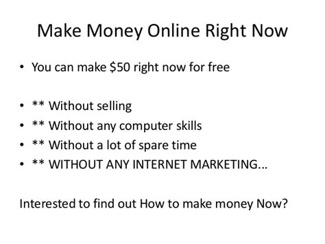 Make Money Online Now - make money online right now free heirport apparel heightened style for men women