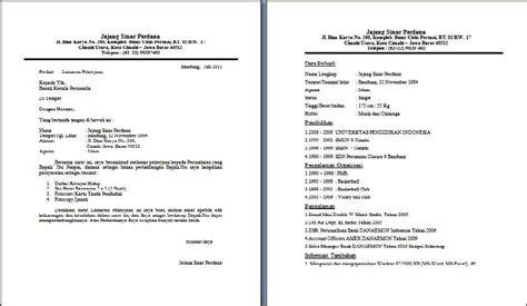contoh format cv taaruf contoh cv format tabel laporan 7