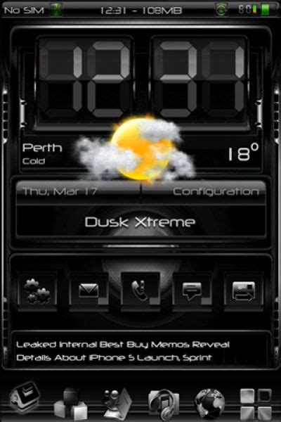 themes dialer iphone dialer themecydiaiphone coming slowly iphone cover