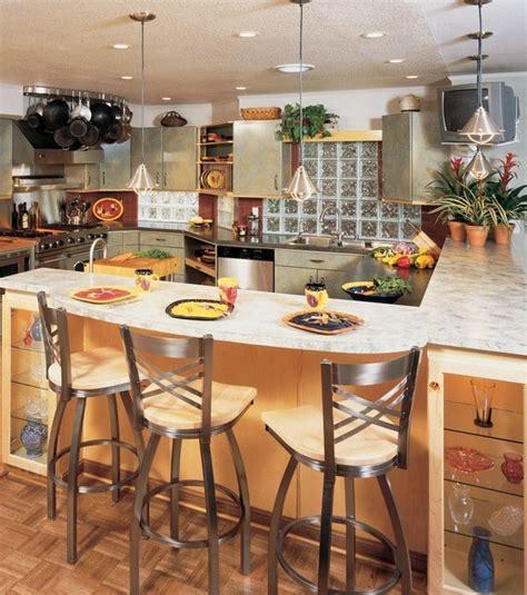 22 unique kitchen bar stool design ideas 183 dwelling decor