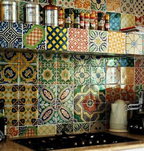 mattonelle vietresi per cucina scegli le piastrelle di vietri in cucina