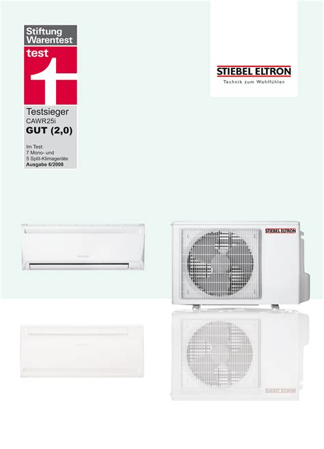 Test Klimaanlagen Split by Cawr25i Ist Bestes Ger 228 T Im Test Klimaanlagen