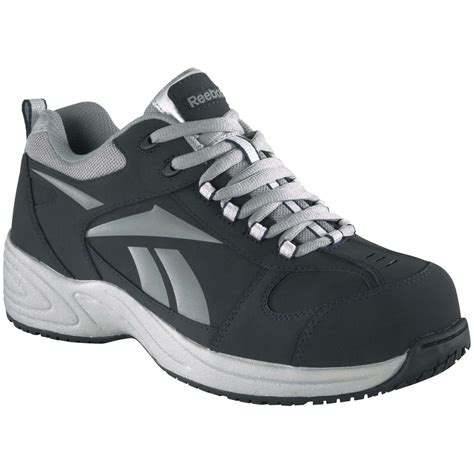 sport steel toe shoes s reebok 174 steel toe sport joggers navy silver