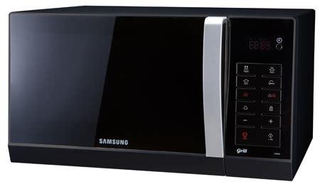 Microwave Samsung Tds samsung ge86n b 23l grill microwave oven