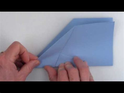 How To Fold The World Record Paper Airplane - learn to fold a world record setting paper airplane