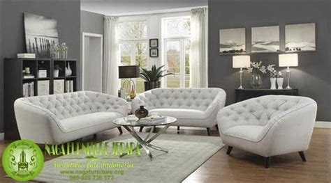 Satu Set Meja Kursi Sudut Warna Hitam Gold Free Ongkir Furniture Ukir jual kursi tamu minimalis dari bahan jati ukir jepara