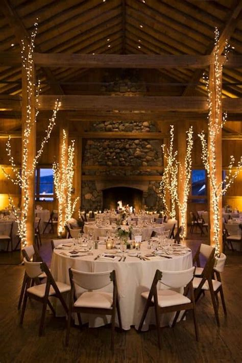 amazing wedding reception lighting ideas   steal