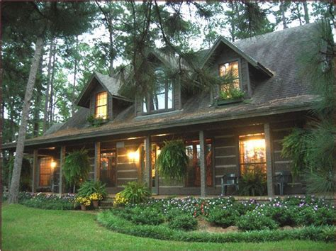 eplans log houses house plan log cabin inspired country