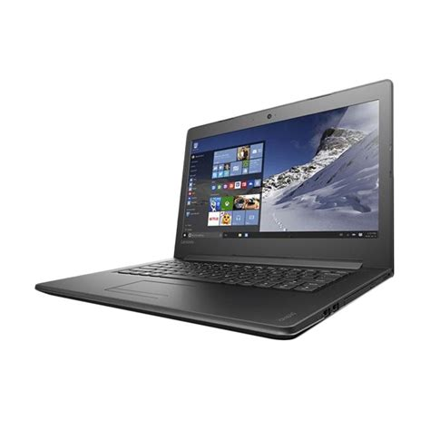 Laptop Lenovo Ip310 jual lenovo ip310 14ikb notebook black i5 7200u 4gb 1tb gt920mx 2gb 14 quot fhd win10