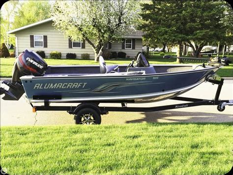 alumacraft boats on craigslist used alumacraft boats for sale in wisconsin united states