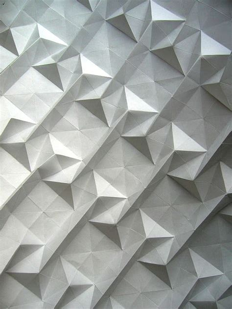 Origami Pattern - polly verity monomino triomino tile origami