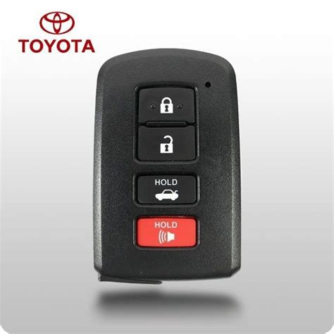toyota key fob 2013 2016 toyota rav4 smart entry remote key fob new