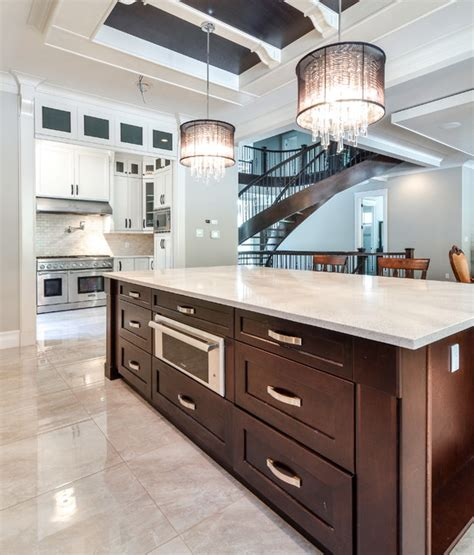 kitchen islands vancouver contemporary kitchen island with shaker style cabinets