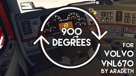 volvo vnl steering wheel 900 degrees wheel anim for vnl 670 aradeth american