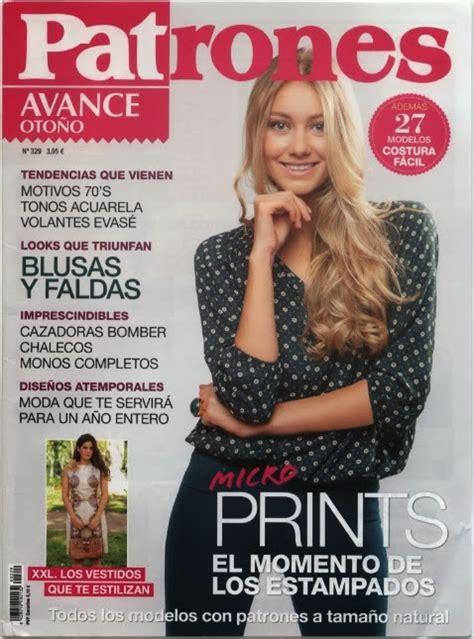 revista de patron es mujeres y alfileres descargar revista patrones n 186 329 en