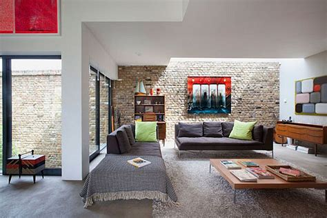 Contemporary Home Interior Design Rustic Interior Design Brings Atmosphere To Your Home