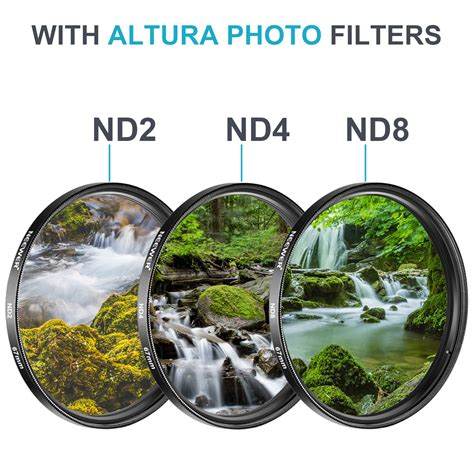 Filter Nd8 67mm Merk Tianya neewer 174 67mm complete lens filter accessory kit for lenses with 67mm filter size uv cpl fld