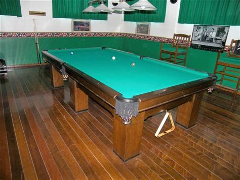 what size pool table for room size