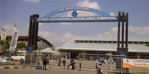 Bl 4 989 Profil Kota Semarang kepala terminal aspal pelabuhan tanjung emas semarang dipolisikan merdeka