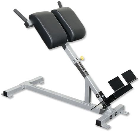 back extension on bench magnum fitness varsity series 45 degree back extension