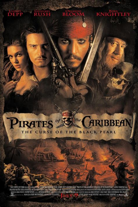 The Pirates Of The Caribbean Series | pirates of the caribbean retrospective part one the
