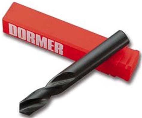 Dormer Drills Uk A1201 0 Dormer Twist Drill Bit Hss Stub 1mm 6mm