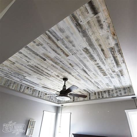 rustic wood ceiling ideas 25 best ideas about pallet ceiling on wood