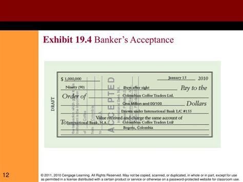 Letter Of Credit And Bankers Acceptance Are Used In Foreign Trade Ppt Financing International Trade Powerpoint Presentation Id 1756515