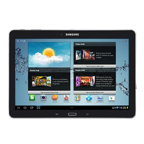 samsung 10 inch tablet samsung galaxy note tablet 2014 edition 10 1 inch wi fi 32gb sm p600 android ebay