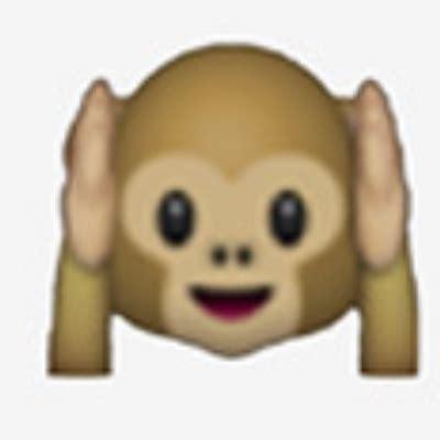 imagenes del emoji del mono el mono de whatsapp monetewhatsapp twitter