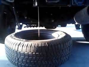 how to remove spare tire on a chevy silverado how to