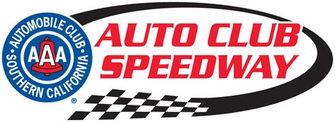Auto Club 400 Logo by Nscs Nxs Weekend Schedule Track Map Auto Club