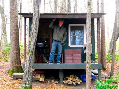 off grid tiny house deep in the carolina woods built for a tiny off grid cabin in the berkshires a songwriters