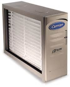 Carrier Infinity Air Purifier Air Cleaners Advanced Heating Cooling