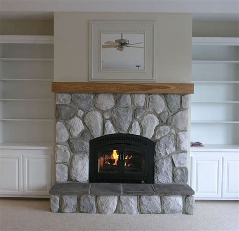 Fireplace Gravel by Furniture Fireplaces On For